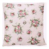 Kissenbezug Aurelia pale pink 50 x 50 cm gesteppt