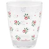 Greengate Trinkglas Wasserglas Abi Petit white
