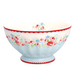 Greengate Schälchen Frenchbowl Large Tess white