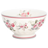 Greengate Schälchen Frenchbowl Large Elouise white