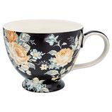 Greengate Große Teetasse Josephine black