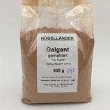 "Galgant ""Thai Ingwer"" gemahlen"