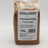 Pommes Frittes Gewürzsalz