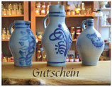 Delikatus Gutschein -Postversand-