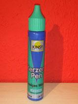 Kerzen Pen, Blau, 25ml