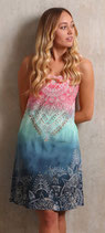 Sommerkleid indigo