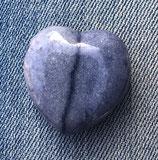 Herzanhänger - Heilsteine