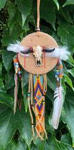 Totem - Büffelkopf