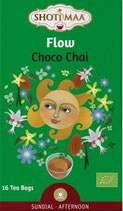 SHOTI MAA TEE - Schoko Chai