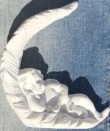 Engel schlafend 9cm