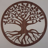 Yggdrasil  - Baum des Lebens mit Klebefolie