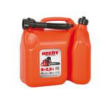 Hecht Kanister 6+2,5 Liter Kombi