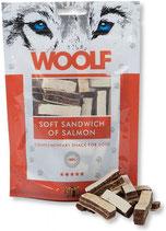 WOOLF Weiche Lachs Sandwich