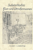 Kelsterbacher Flur- und Straßennamen