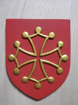 Blason Croix Occitane