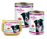 Nr. H3 - Strauss- & Putenfleisch - ARAS Hypo-Allergenic Hund