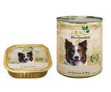 Nr. 01 - Rindfleisch - ARAS Bio-Qualität Hund