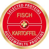 04 - FISCH - Hypo-Allergenic - ARAS Dog7 Trockenfutter