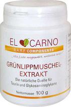 Grünlippmuschel-Extrakt - ARAS-Elcarno