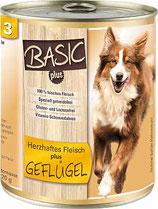 Nr. 03 - Geflügel - ARAS BASIC-plus Hund