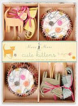 CUTE KITTENS CUPCAKE KIT