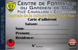 Adhésion saison 2015 / 2016