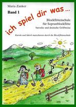 Blockflötenschule Band 1