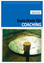 Gutschein für eine Coaching-Sitzung