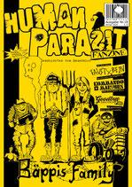 Human Parasit Fanzine #18