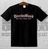 """""""DrecksBand"""" (schwarz)"""