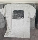 Anschlag - Shirt Grau