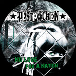 Pestpocken - No Love For A Nation (Pic.-LP)