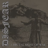 Disfear - A Brutal Sight Of War (LP)