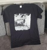 Anschlag - Shirt Schwarz