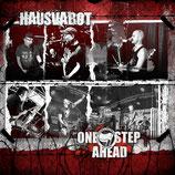 Hausvabot / One Step Ahead - Split EP (Vinyl)