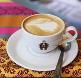 Ich möchte dir einen Kaffee spenden