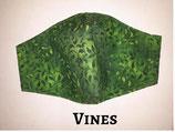 Vines Pocket Mask