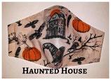 Haunted House Pocket Mask