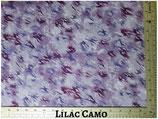 Lilac Camo Pocket Mask