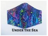 Under the Sea Pocket Mask
