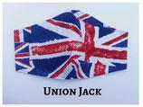 Union Jack Pocket Mask