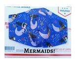 Mermaids! Pocket Mask
