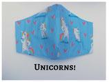 Unicorns! Pocket Mask