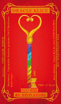 ORACLE KLICE Jeu divinatoire 57 cartes + Notice explicative