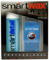 Smartwax Claybar Kit Lackpflege Set