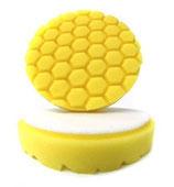 Hex Logic Polierpad gelb - grob