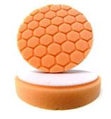 Hex Logic Polierpad orange - Medium