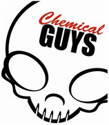 Chemical Guys Sticker 27x20cm