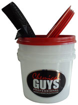 Chemical Guys Bucket Set