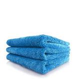 Happy Ending Towel 40x40cm, Blau